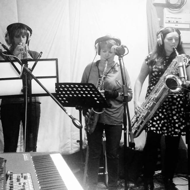 soul survivors in the studio